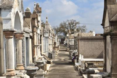 Cemerery Tour
