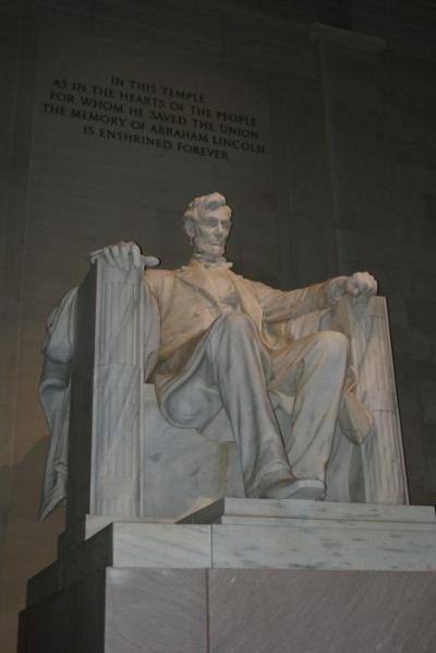 Le Memorial d'Abraham Lincoln