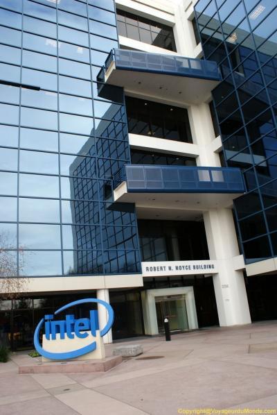 Le musée Intel