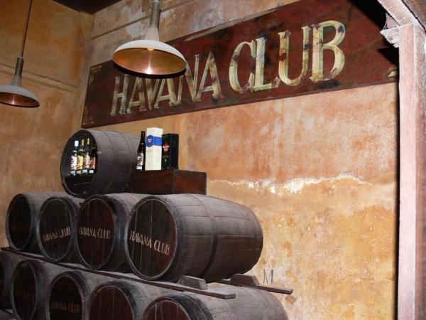 Le musée du Rhum Havana Club